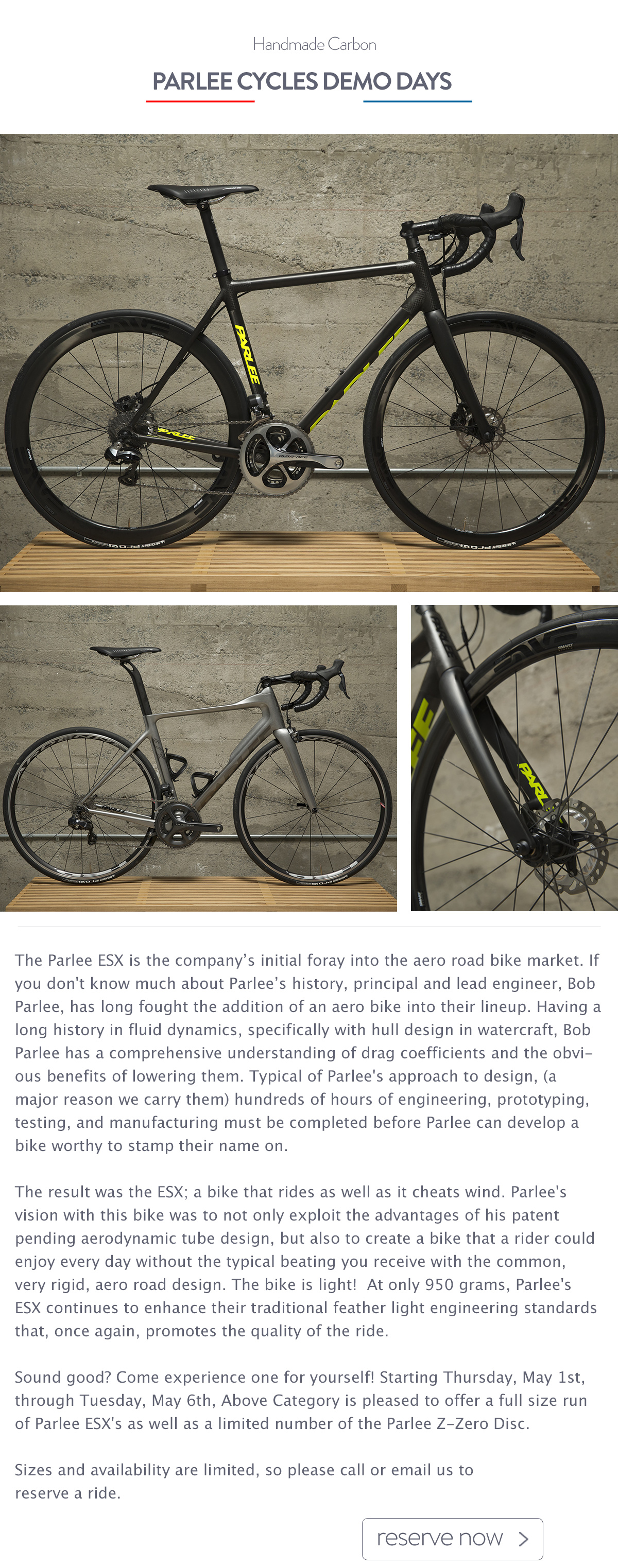 Parlee Demo Days